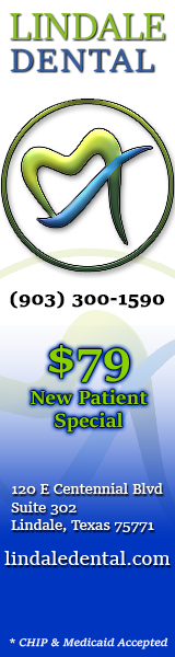 Lindale Dental Ad