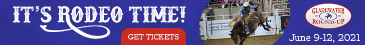 Gladewater Rodeo Banner Ad with Link